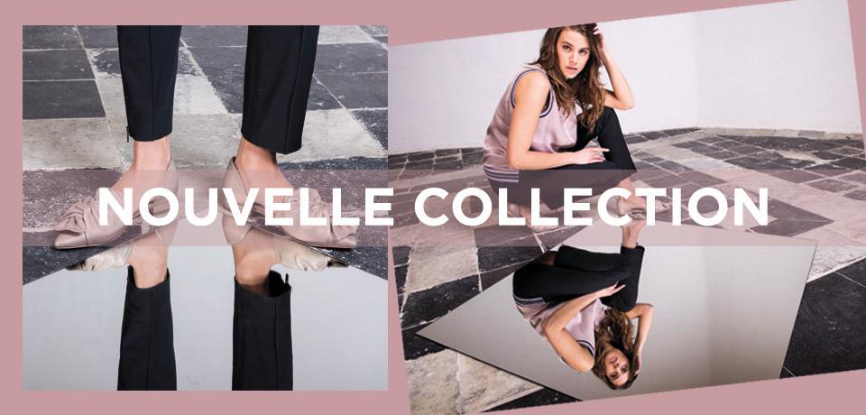 Nouvelle collection chaussures printemps été