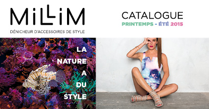 Catalogue printemps-été 2015