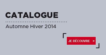 Nouveau catalogue automne hiver 2014
