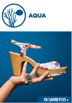 Découvrez la tendance Aqua