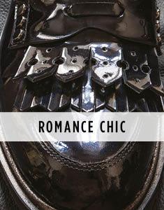 Découvrez la tendance Romance Chic