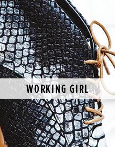 Découvrez la tendance Working Girl